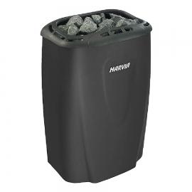 Печь-каменка электрическая для бани и сауны Harvia Moderna V60E-1 Black