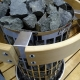 Печь-каменка электрическая Harvia Cilindro PС70 Steel