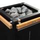 Печь-каменка электрическая для сауны Harvia Virta Combi HL110S Black