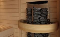 Печи-каменки электрические и оборудование для саун SAWO (Финляндия)