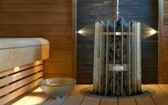 Электрические печи - каменки для бани и сауны HELO