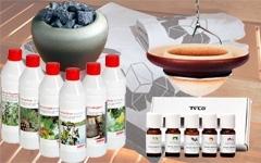 Устройства ароматизации для саун и паровых бань