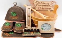 Наборы аксессуаров для бани и сауны